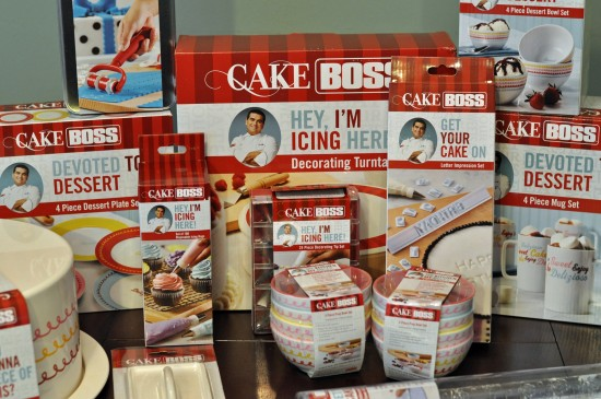 Cake Boss Cake Supplies