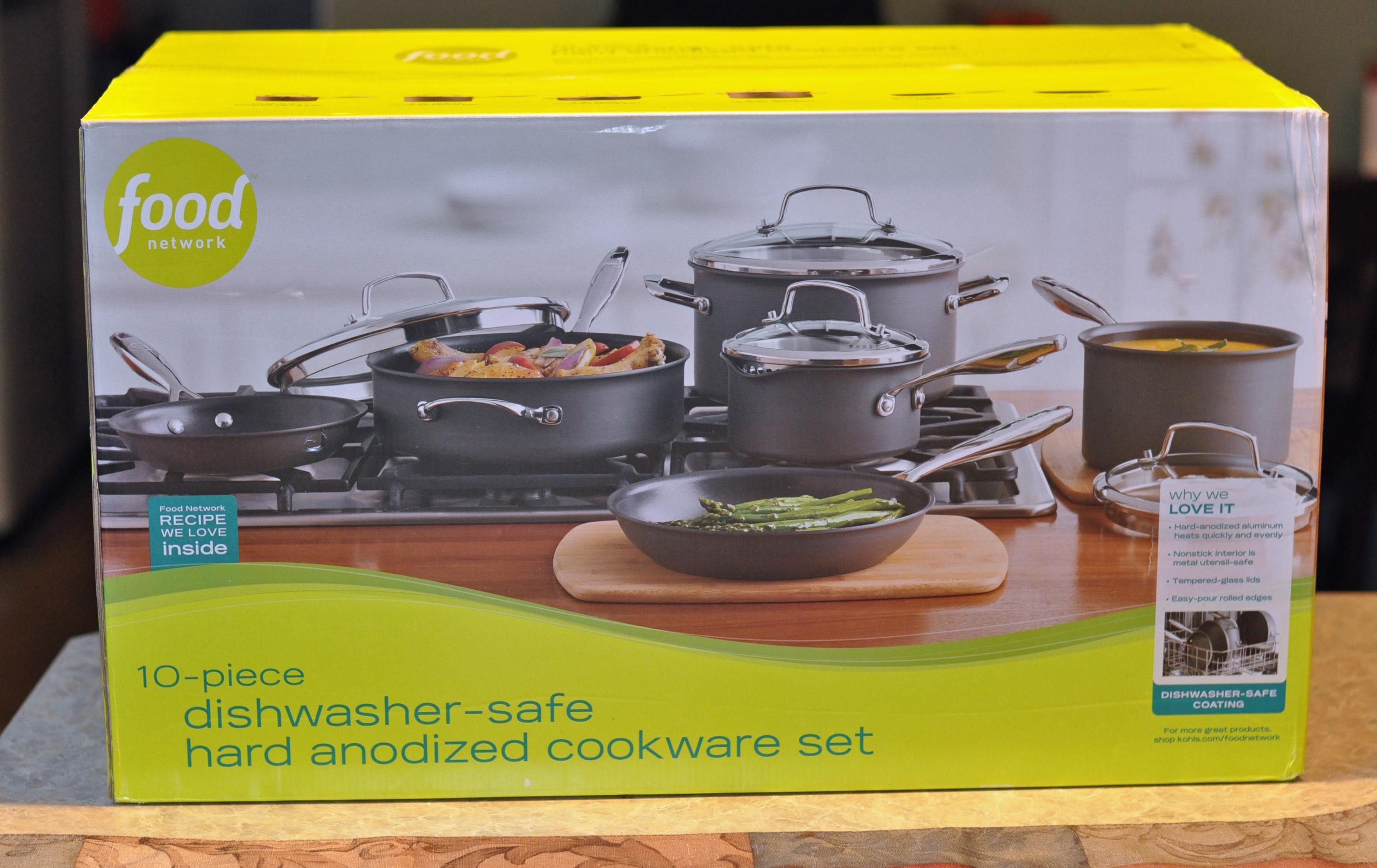 Food Network Cookware Set