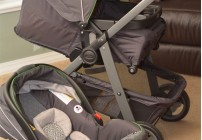 Holiday Travel Just Got Easier With the New Graco Modes Click Connect Travel System