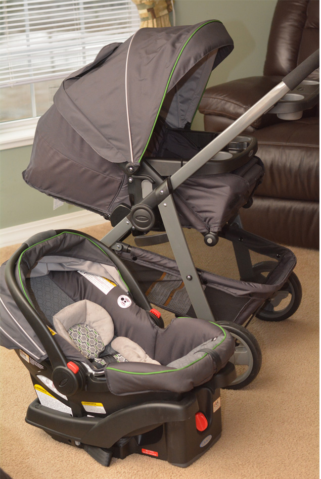 Graco Modes Click Connect Stoller And Carseat Travel System