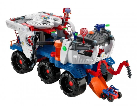 Imaginext Battle Rover Deal