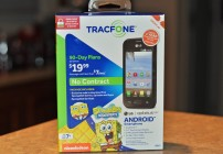 TracFone LG Optimus Fuel Android Smartphone + Special Holiday Pricing