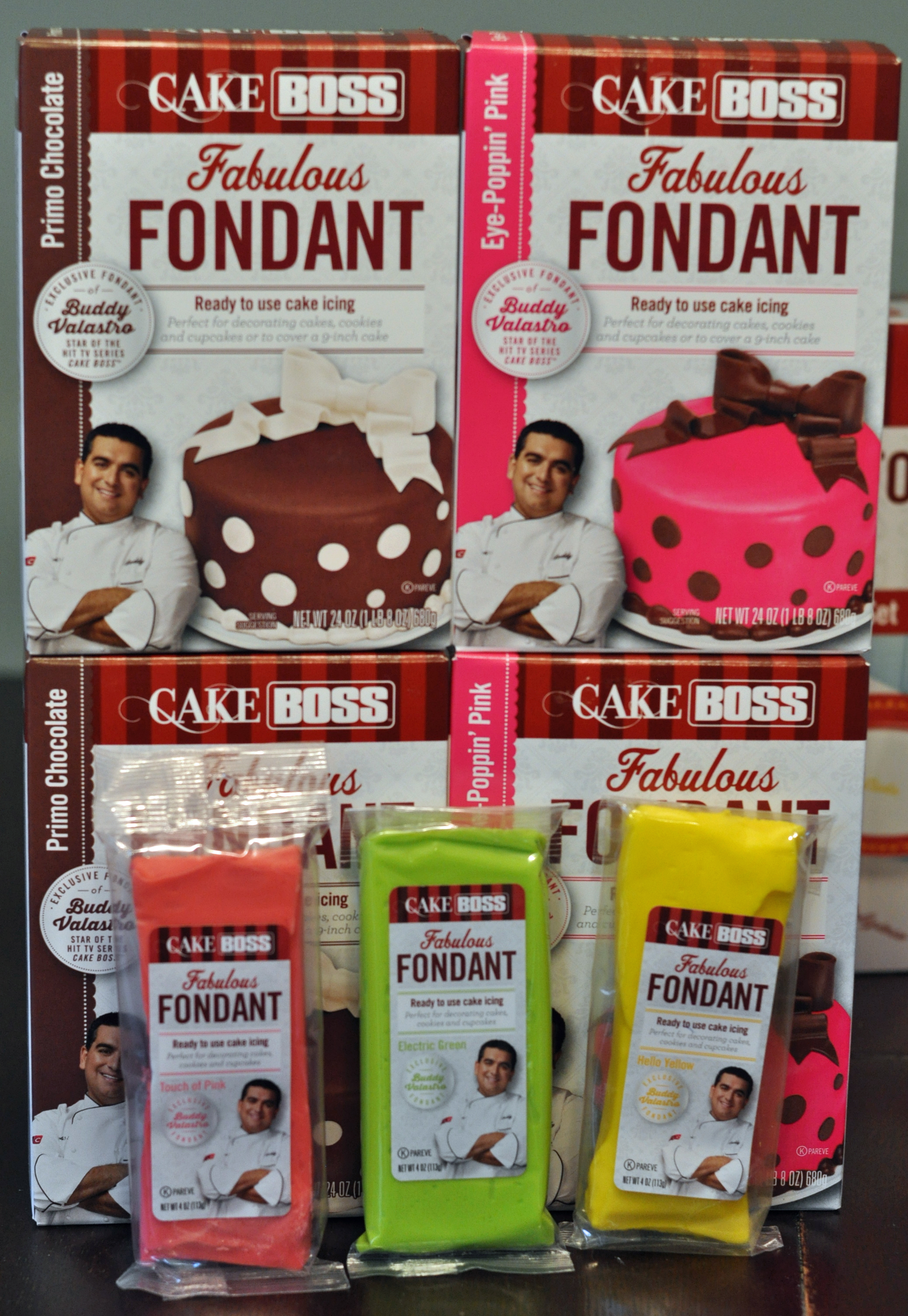 Cake Boss Icing Techniques : Tips For Cake Decorating #CakeBossParty