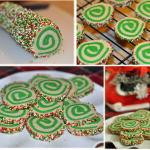 sugar cookie pinwheel cookies