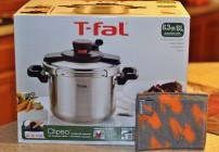 T-fal Clipso and Zabada Kitchen Handy #Giveaway