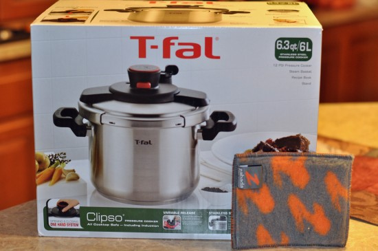 t-fal clipso giveaway