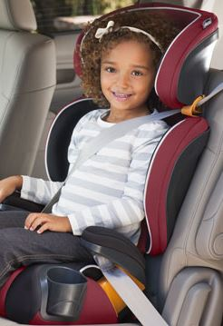 Transitioning To A Booster Seat Chicco KidFit