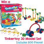 Tinkertoy giveaway