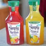 Simply Juice Drinks