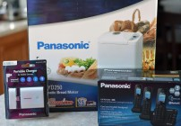 Panasonic Snow Storm Work From Home Survival Kit + Giveaway