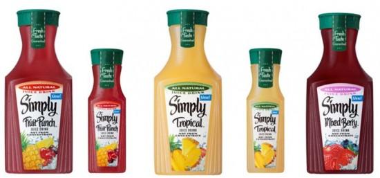 simplyjuice drinks