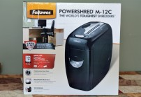 Gifts for Newlyweds & New Homeowners | Fellowes M-12C Shredder