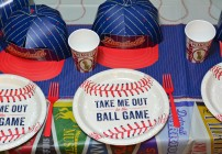 5 Tips for Hosting A Birthday Party + Baseball Party Ideas