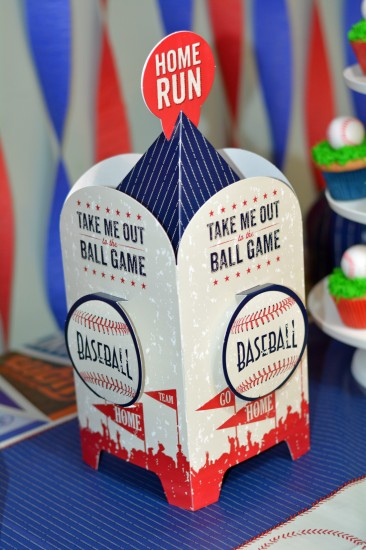 Baseball Birthday Party Decoration