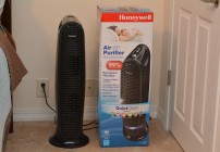 Reduce Indoor Allergy and Asthma Symptoms With the New Honeywell – QuietClean Tower Air Purifier