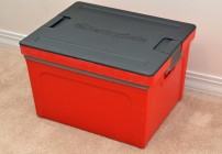 Protect Important Documents With the Sentry Safe Guardian Storage Box