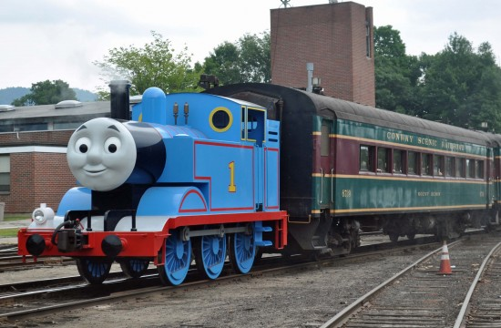 Thomas Conway Scenic RailRoad