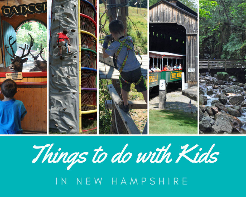 Kid Friendly Hikes Near North Conway Nh