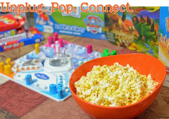 unplug pop connect with jolly time popcorn