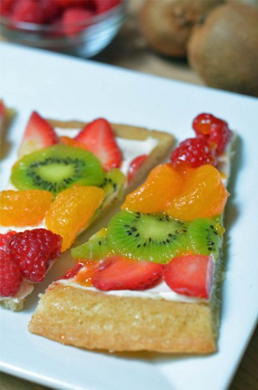 PHILADELPHIA Fruit Pizza
