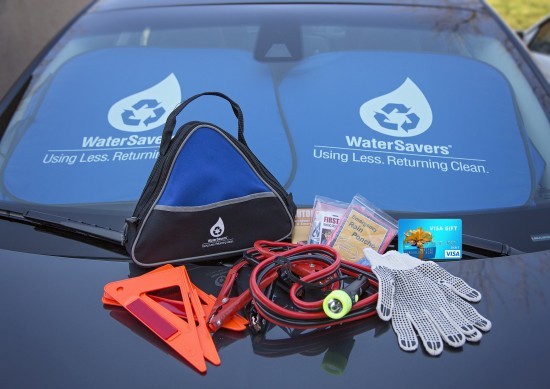 WaterSavers Spring 2015 Prize Package