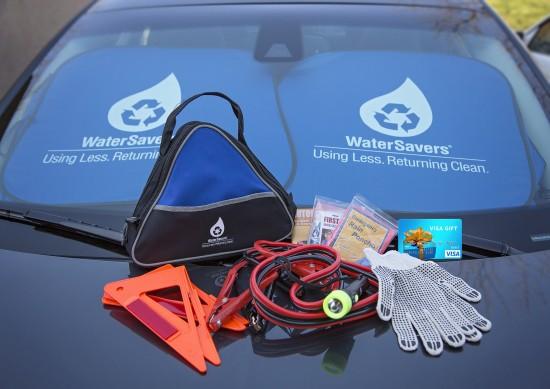 WaterSavers Spring 2015 Prize Package