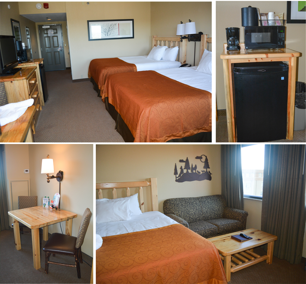 Great Wolf Lodge New England Family Suite