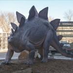 EcoTarium Dinosaur Exhibit