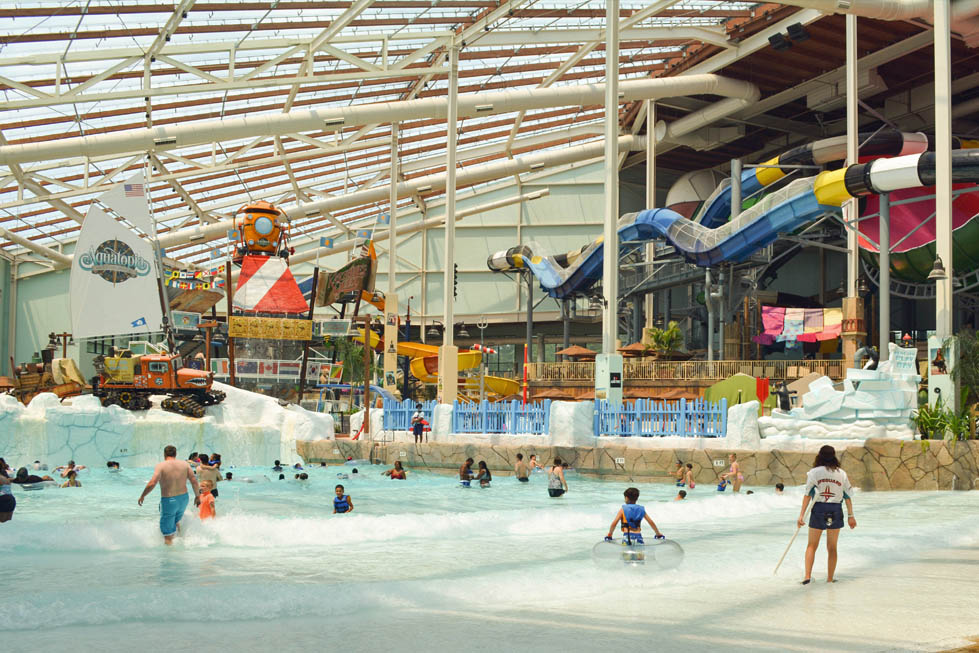 Camelback Lodge and Aquatopia Indoor Waterpark - Mommys Fabulous ...