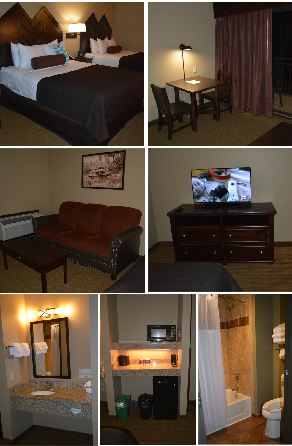 Camelback Resort Guest Rooms