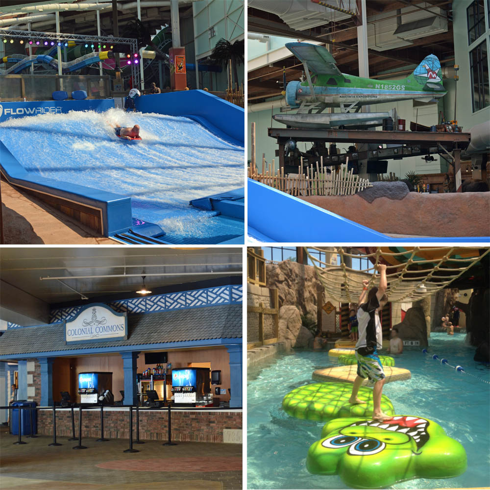 Camelback Indoor Water Park