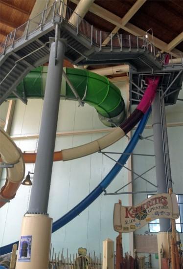 Camelback Lodge and Aquatopia Indoor Waterpark review