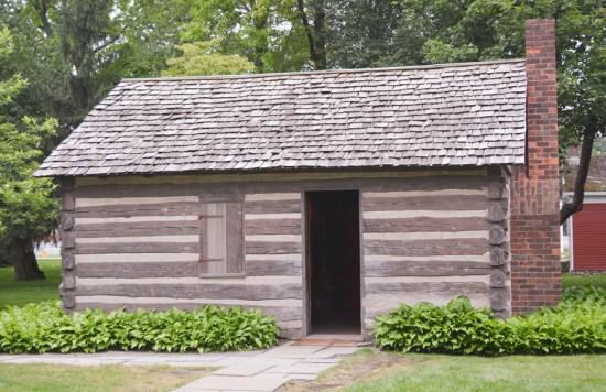 George Washington Carver Slave Cabin