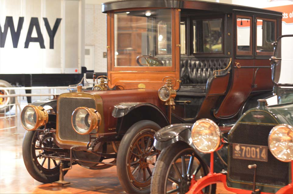 model t at henry ford museum