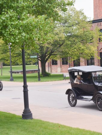 Henry Ford Model T at greenfiled village