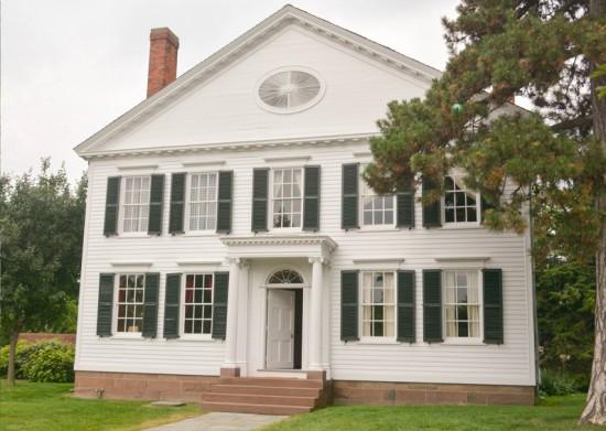 Noah Webster House - Greenfield Village