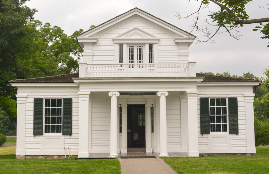 Robert Frost's house