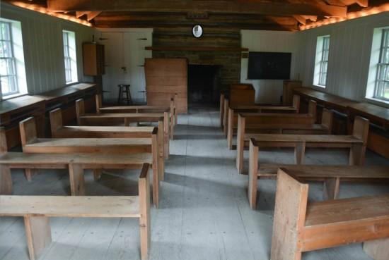 William Holmes McGuffey Schoolhouse