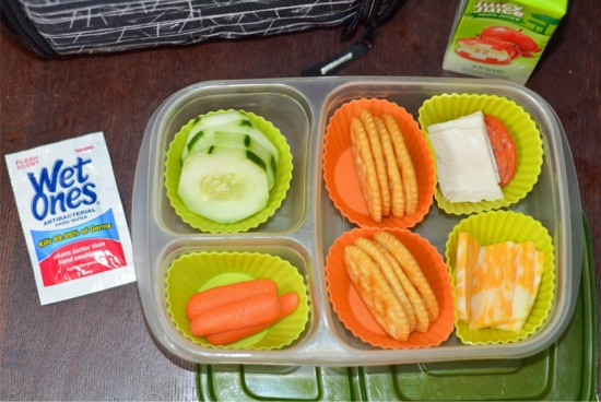 fun school lunch ideas