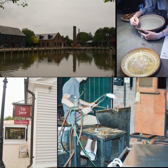 greenfield village liberty craftsworks