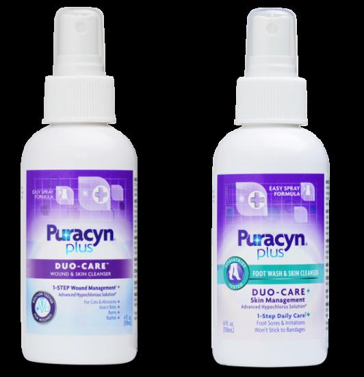 puracyn plus wound cleanser