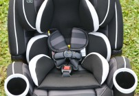 Graco 4Ever All-in-1 Car Seat + Giveaway