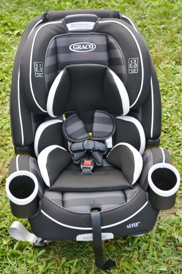 High Back Booster Car Seat >> Graco 4Ever All-in-1 Car Seat + Giveaway - Mommy's Fabulous Finds