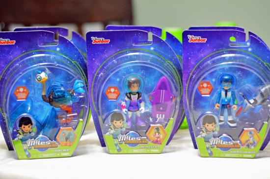 disney junior miles from tomorrowland toys