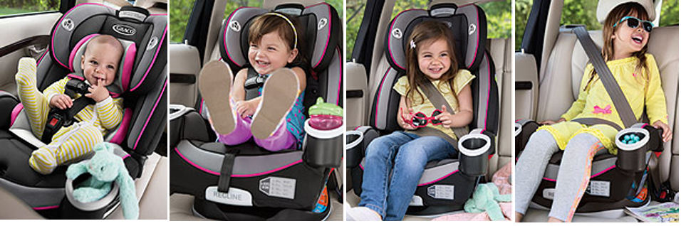 Graco 4Ever All In 1 Car Seat Giveaway