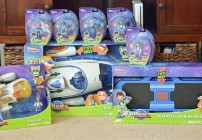 Blast Into Space With New Miles From Tomorrowland Toys