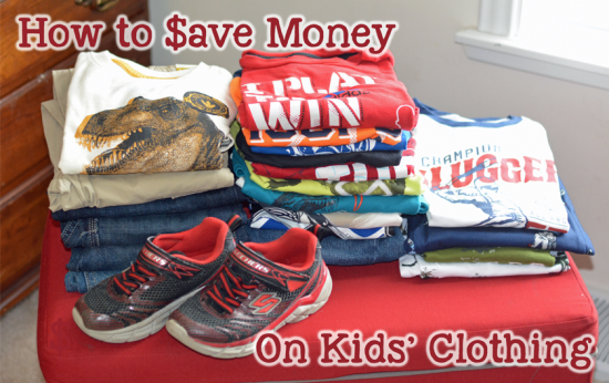 tips on how to save money on kids