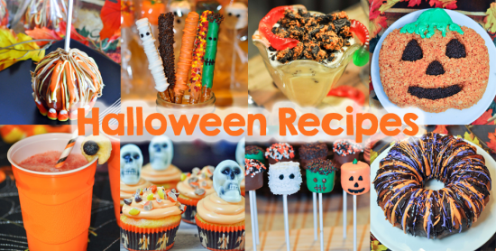 8 Easy Halloween Recipes