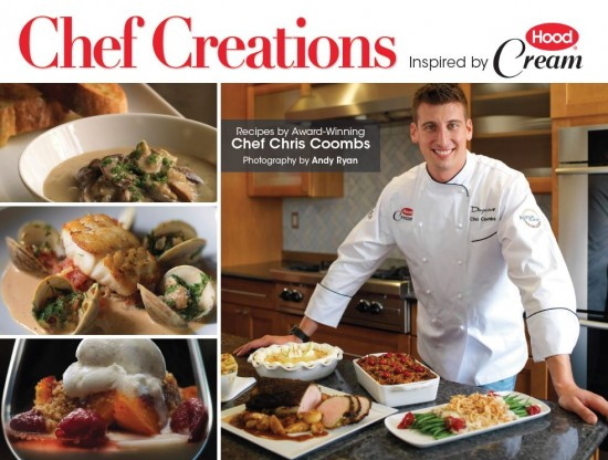 Chef Creations Inspired by Hood Cream