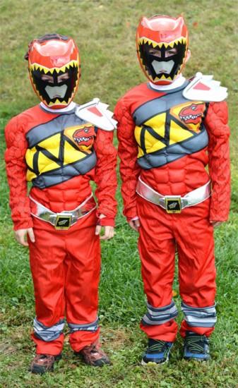 Red Power Ranger Costume